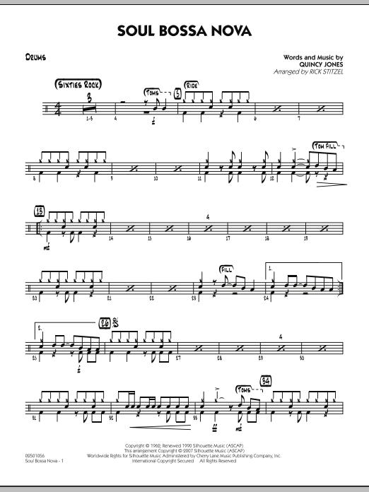 Piano bossa nova piano chords : Soul Bossa Nova