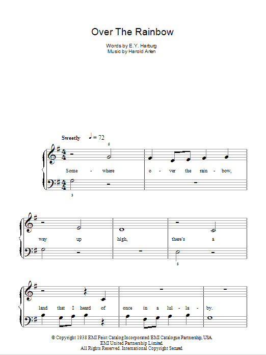 Sheet Music Digital Files To Print - Licensed Eva Cassidy Digital ...
