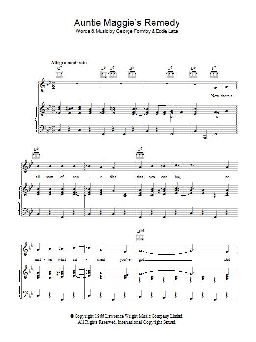 Sheet Music Digital Files To Print Licensed George Formby Digital