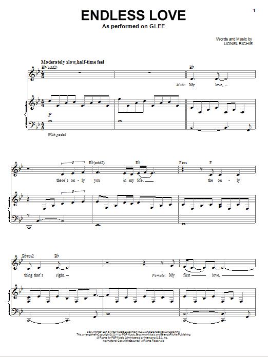 Sheet Music Digital Files To Print Licensed Lionel Richie Digital