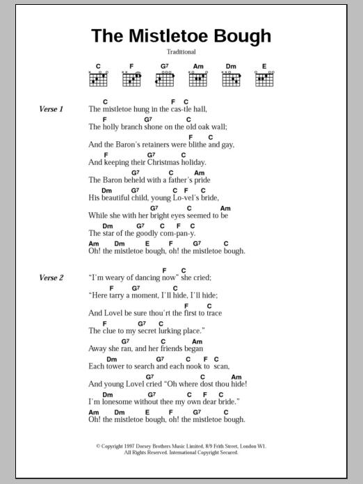 mistletoe lyrics download free
