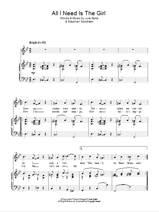 Sheet Music Digital Files To Print Licensed Broadway Digital Sheet
