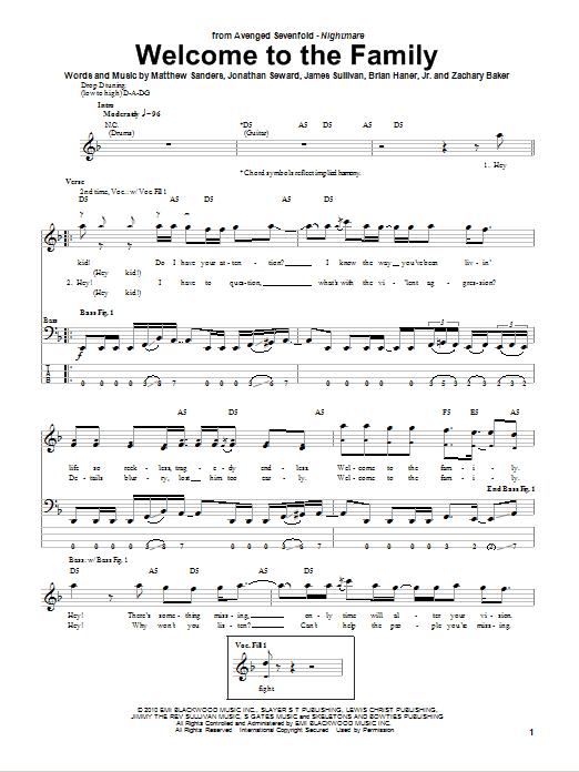 Sheet Music Digital Files To Print - Licensed Matthew Sanders ...