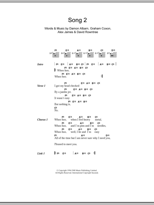 Songs 2 Chords Guitar - LTT
