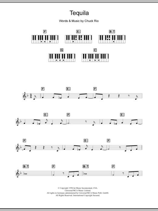 Piano Chord Oldies At Stantons Sheet Music