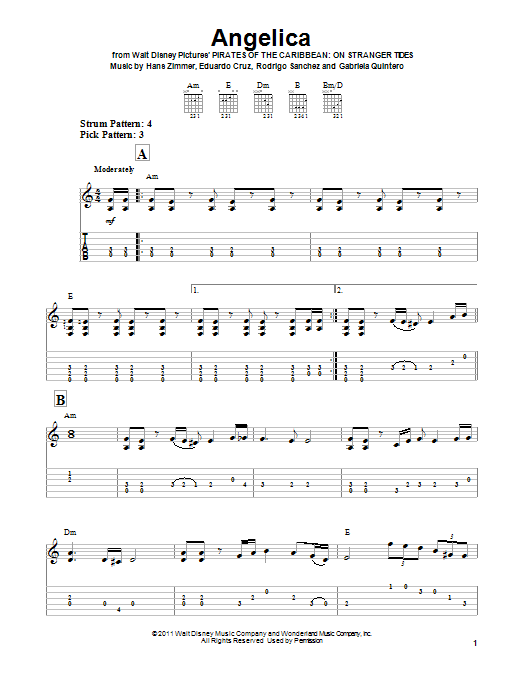 master of puppets solo tab pdf