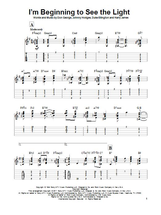 i see the light piano sheet pdf