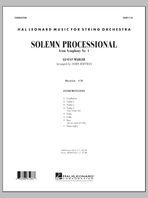 Solemn Processional (from