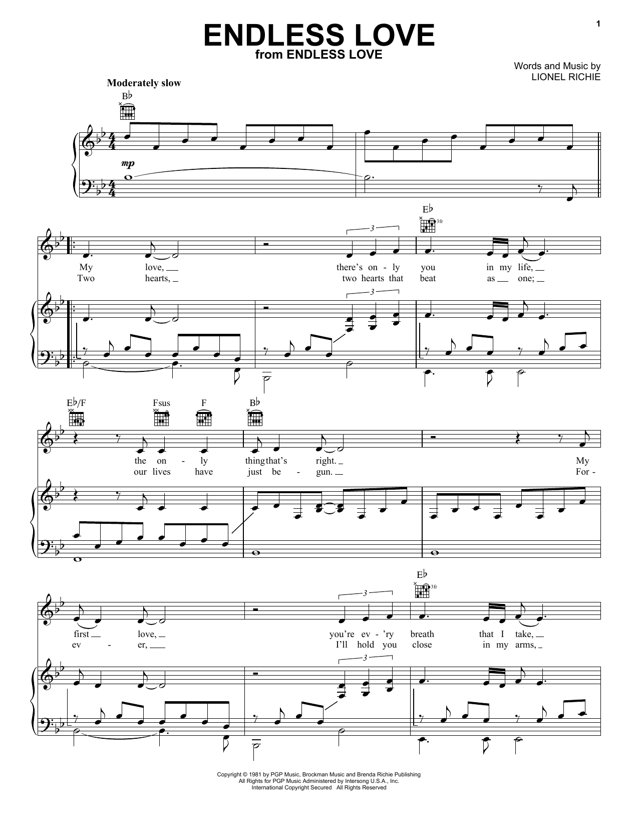 Favorite Wedding Songs (complete set of parts) sheet music for voice, piano or guitar by Jim Brickman with Martina McBride
