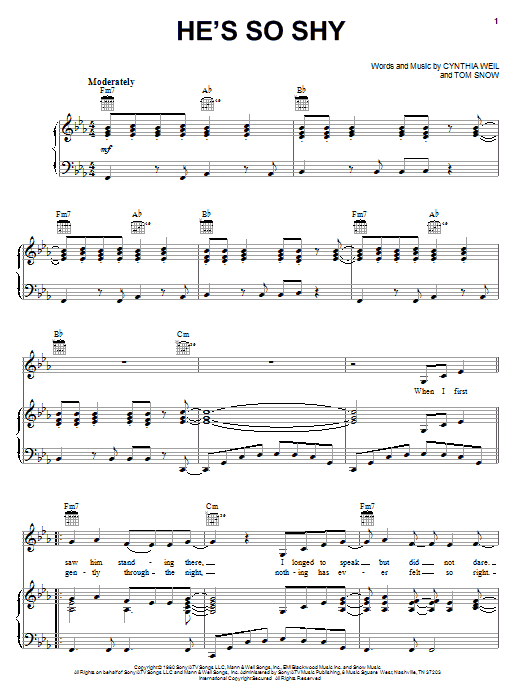 Sheet Music Digital Files To Print - Licensed The Pointer Sisters ...