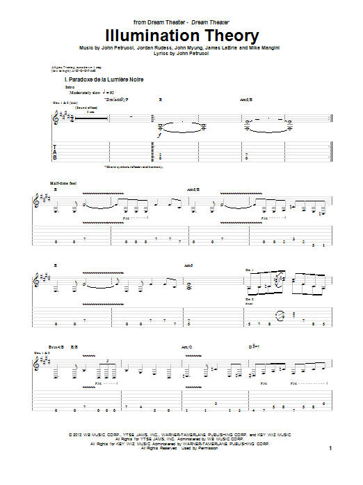 how to play a million dreams on guitar tab