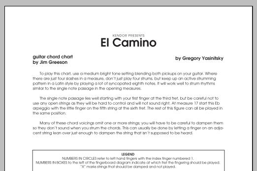 Sheet Music Digital Files To Print - Licensed Gregory Yasinitsky ...