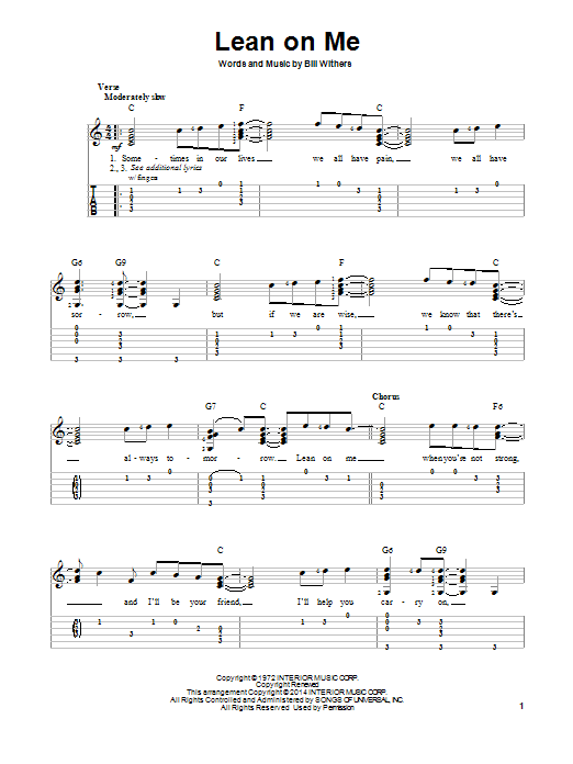Sheet Music Digital Files To Print - Licensed Bill Withers Digital ...
