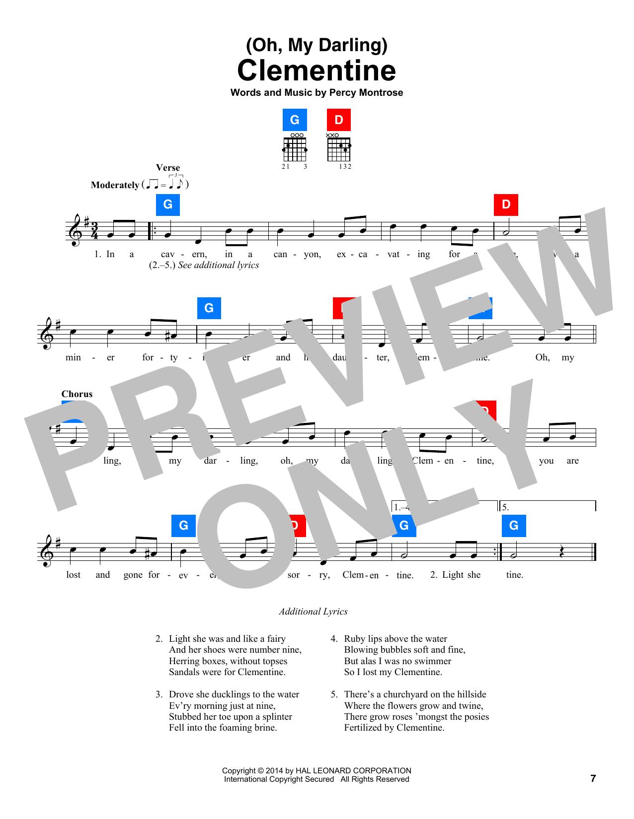 Sheet Music Digital Files To Print Licensed Percy Montrose Digital