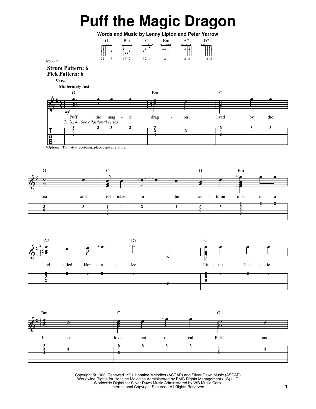 Sheet Music Digital Files To Print - Licensed Lenny Lipton Digital ...