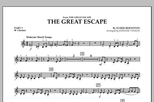The Great Escape March
