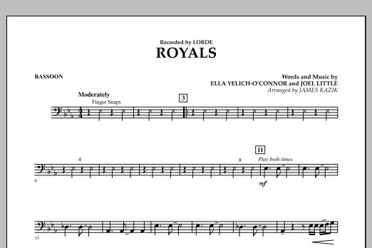 Sheet Music Digital Files To Print - Licensed Lorde Digital Sheet Music