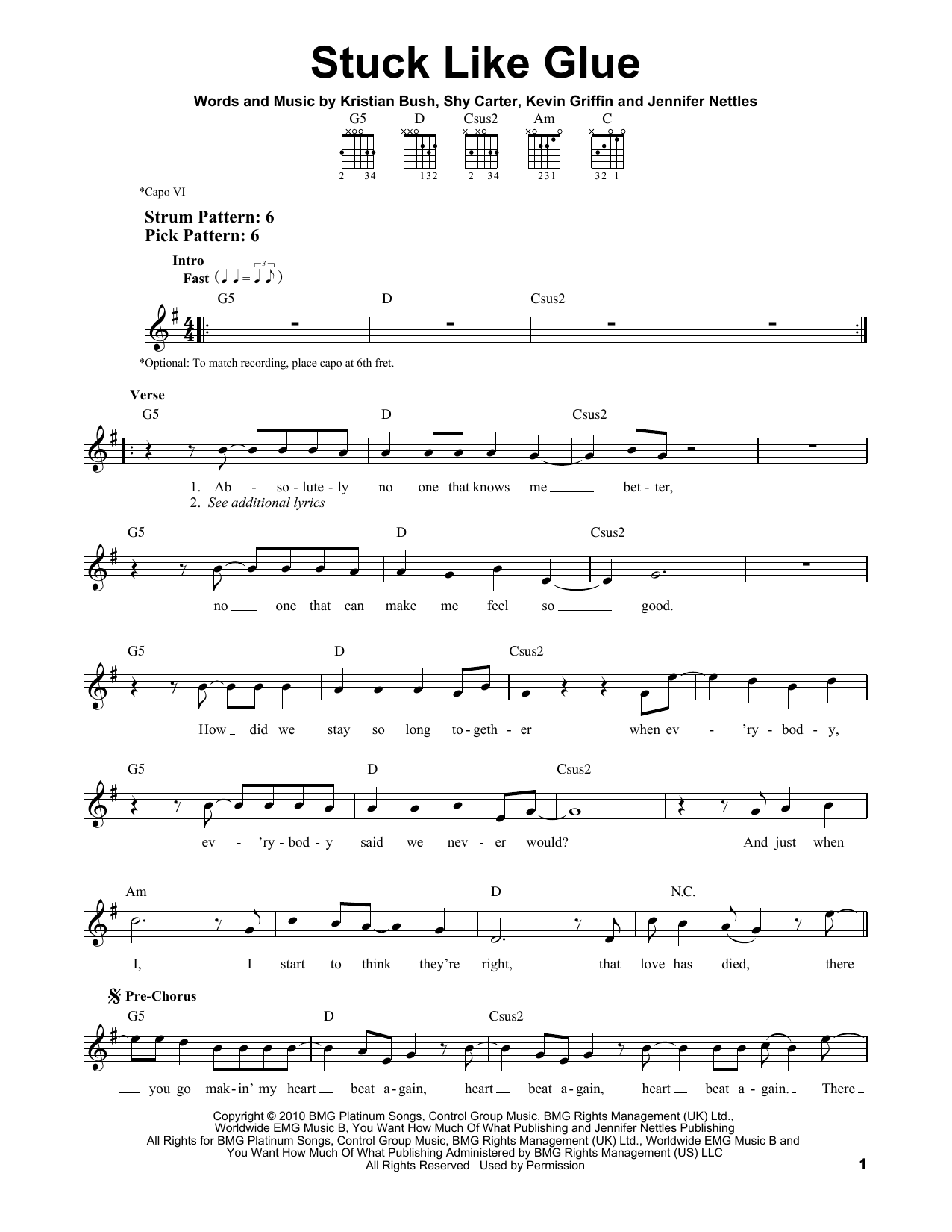 Sheet Music Digital Files To Print Licensed Jennifer Nettles