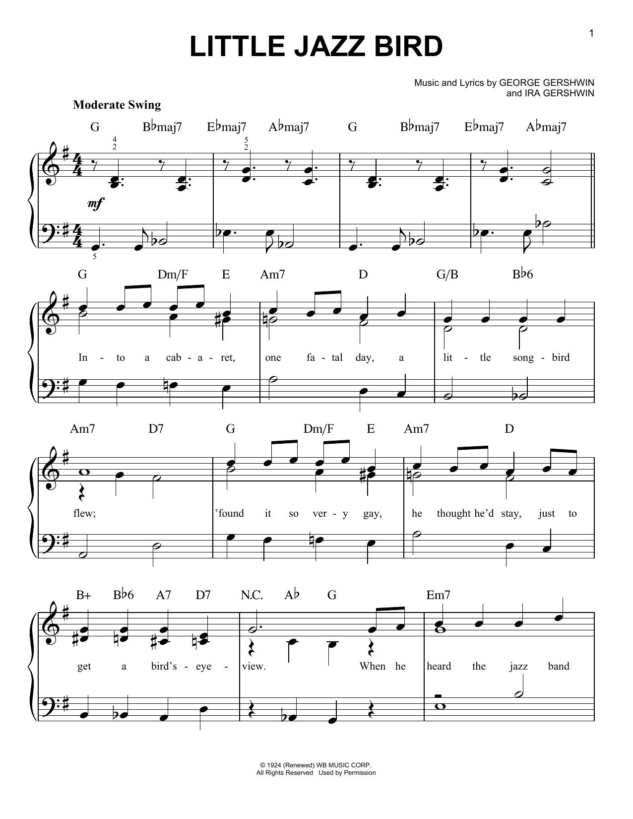 3 little birds sheet music pdf