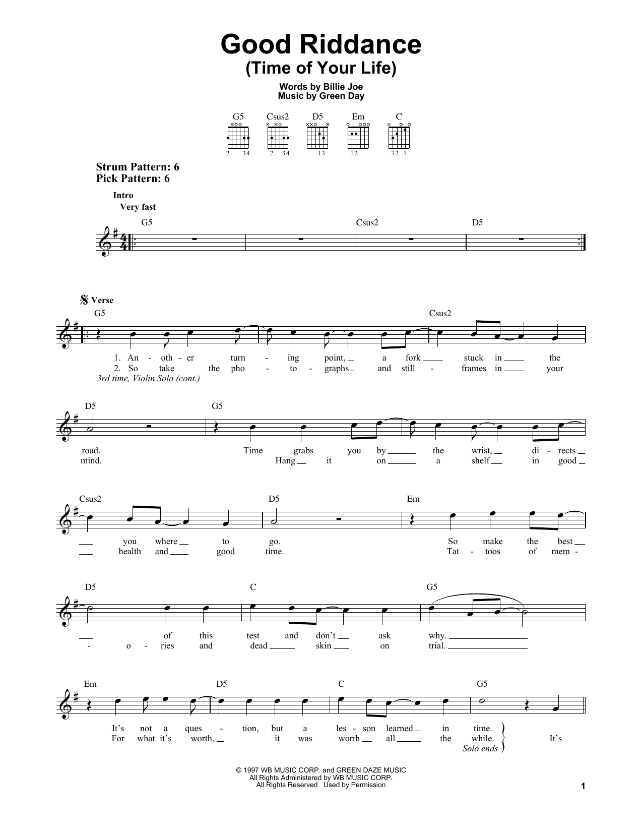 Sheet Music Digital Files To Print Licensed Billie Joe Digital