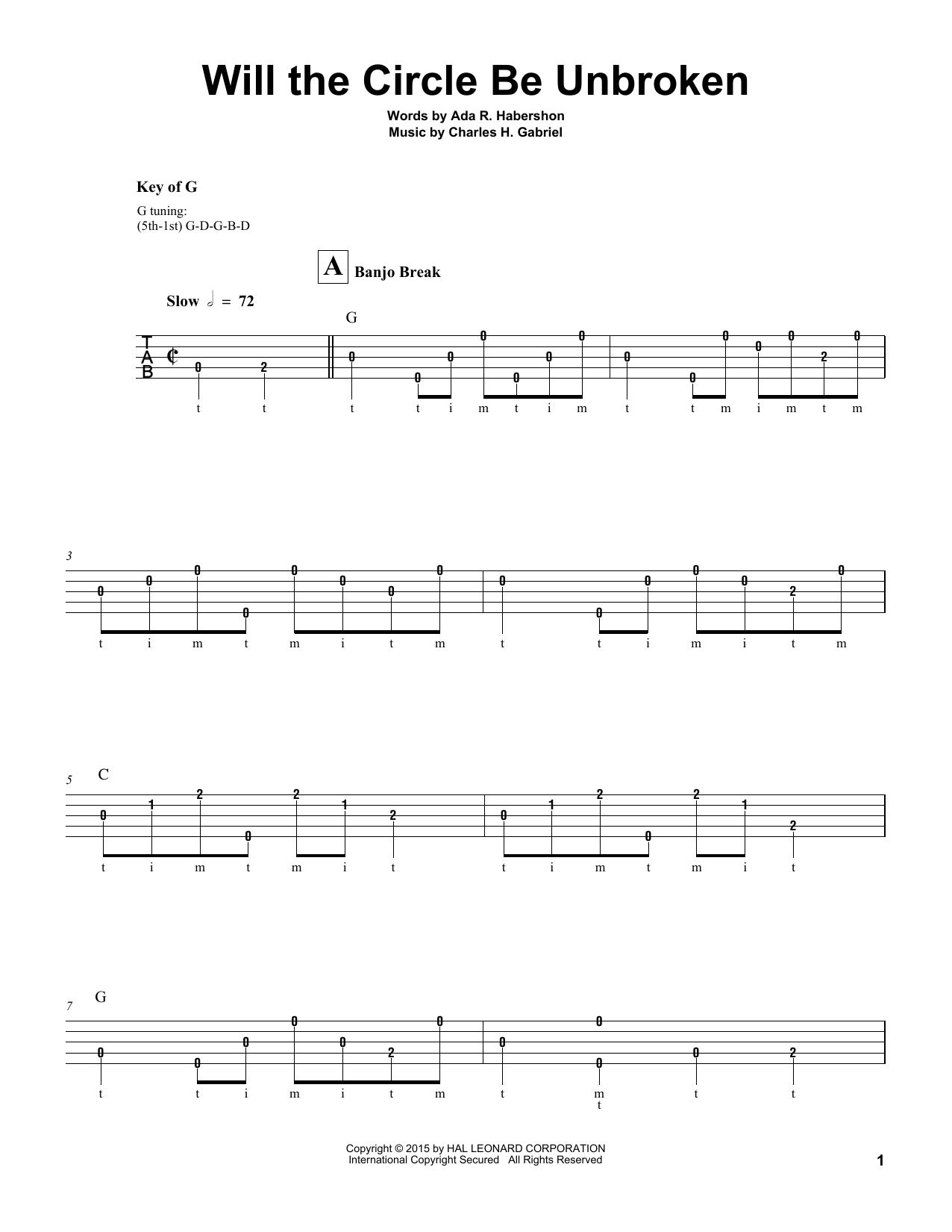 Sheet Music Digital Files To Print Licensed Ada R Habershon