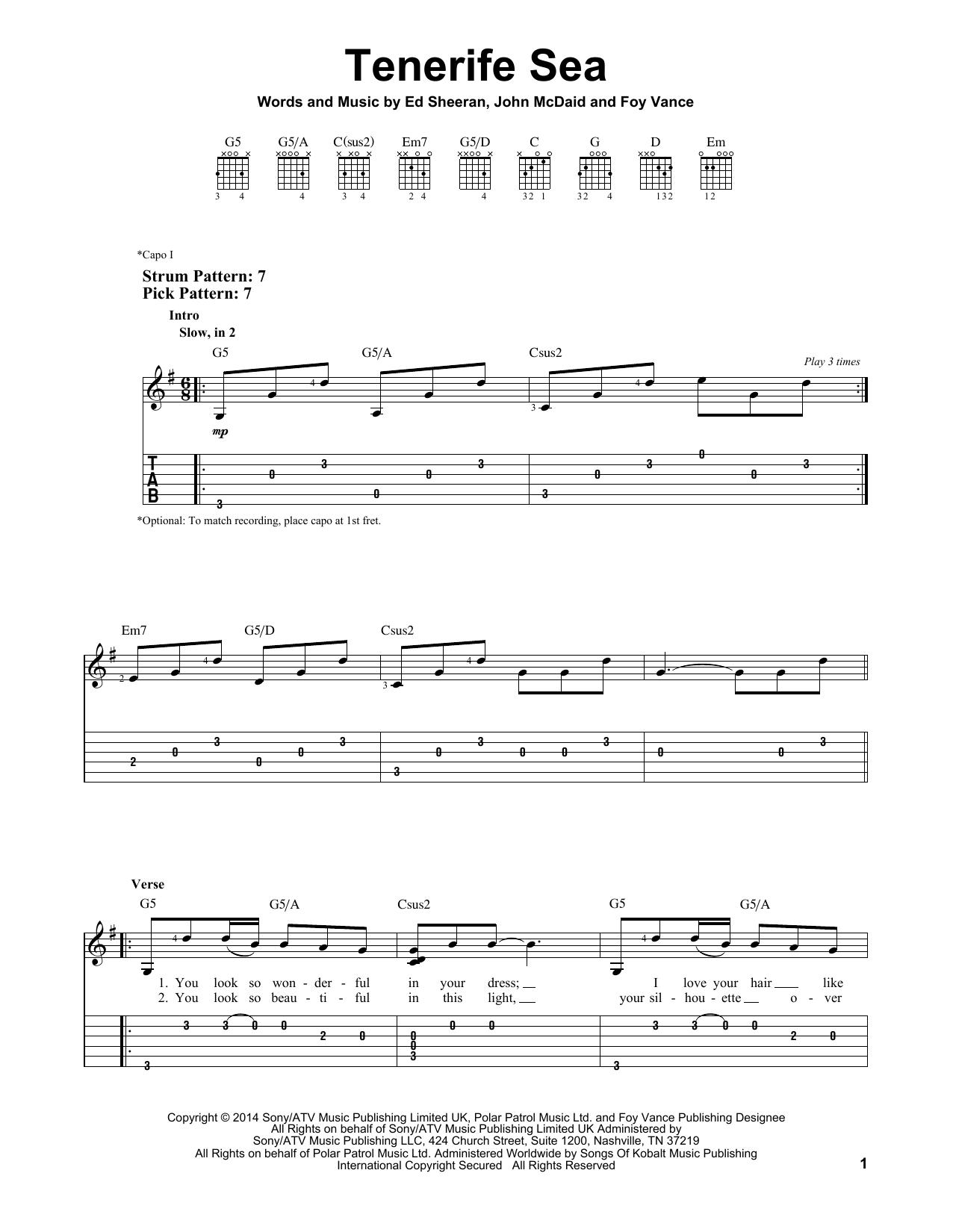 Guitar chords lego house