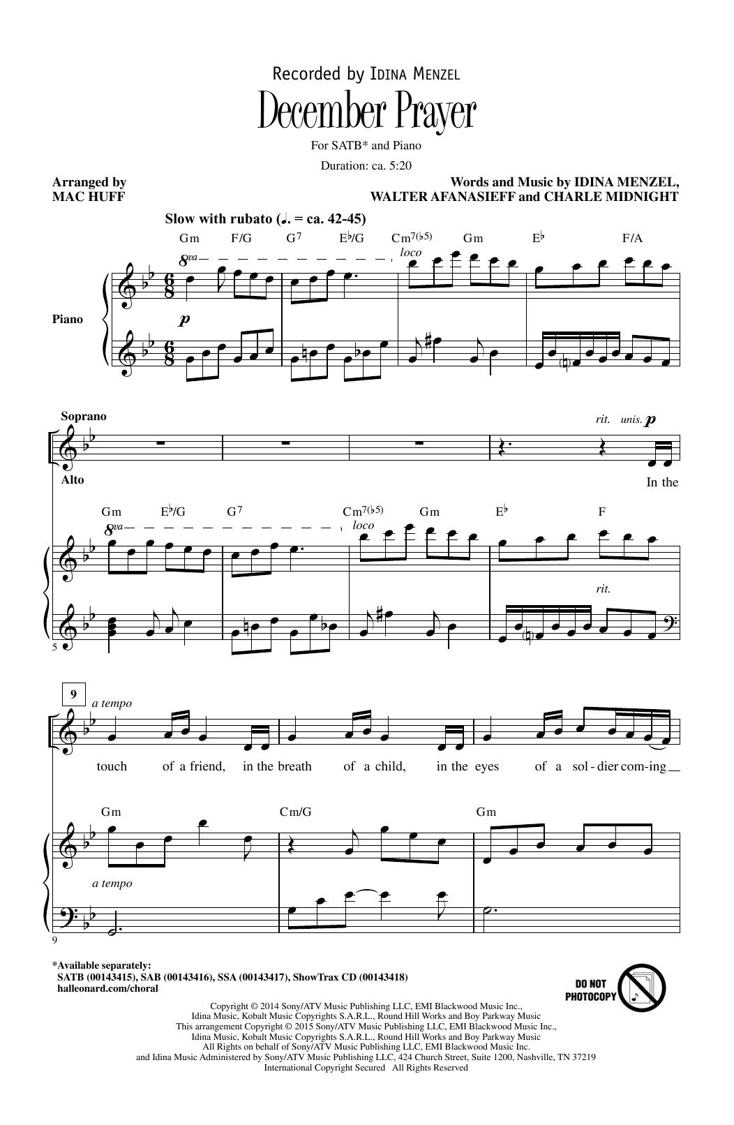 Sheet Music Digital Files To Print - Licensed Idina Menzel Digital ...