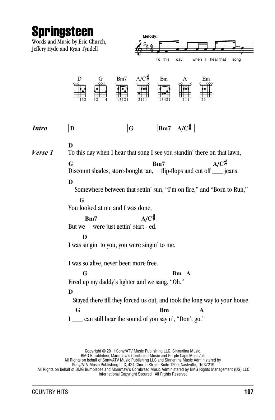 Sheet music digital files to print licensed eric church digital sheet music digital files to print licensed eric church digital sheet music hexwebz Gallery