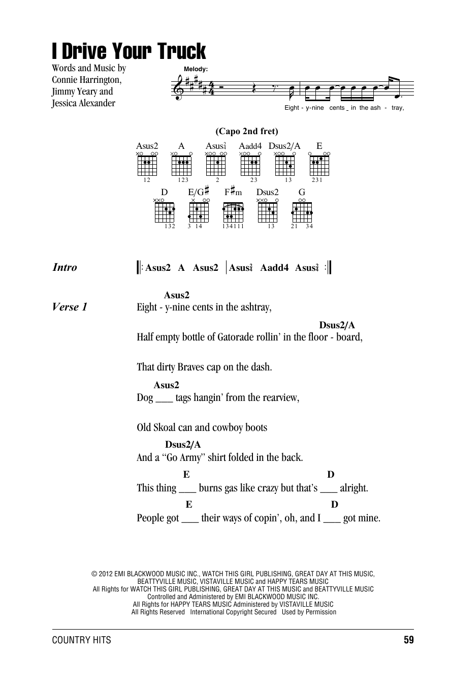 Sheet Music Digital Files To Print Licensed Connie Harrington