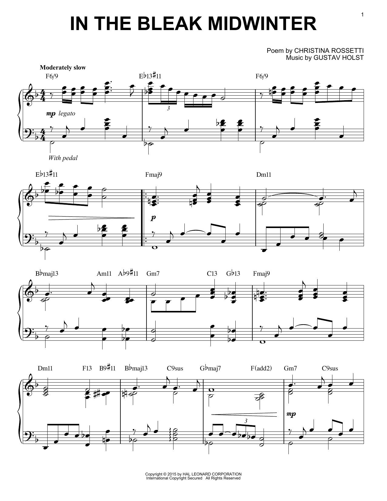 Sheet Music Digital Files To Print Licensed Christina Rossetti