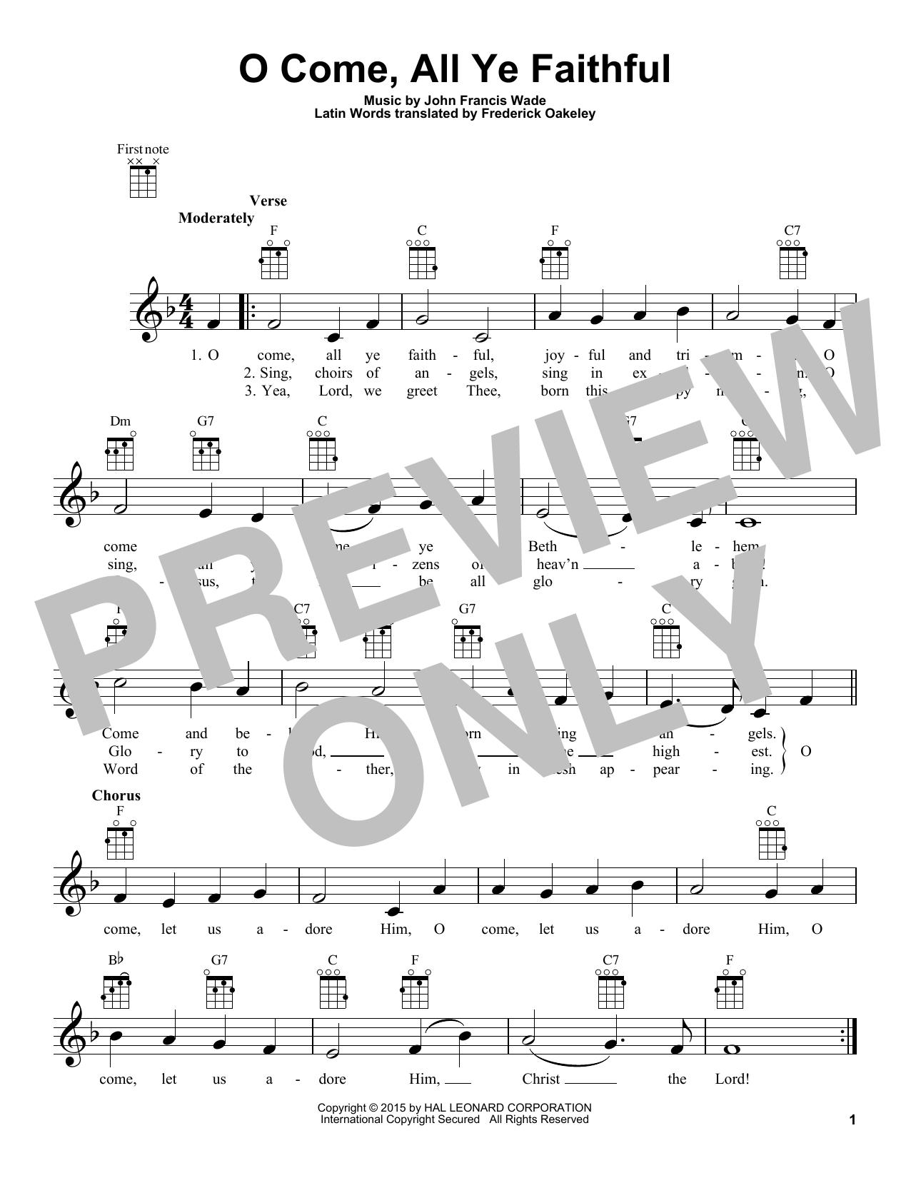 Sheet Music Digital Files To Print Licensed John Francis Wade