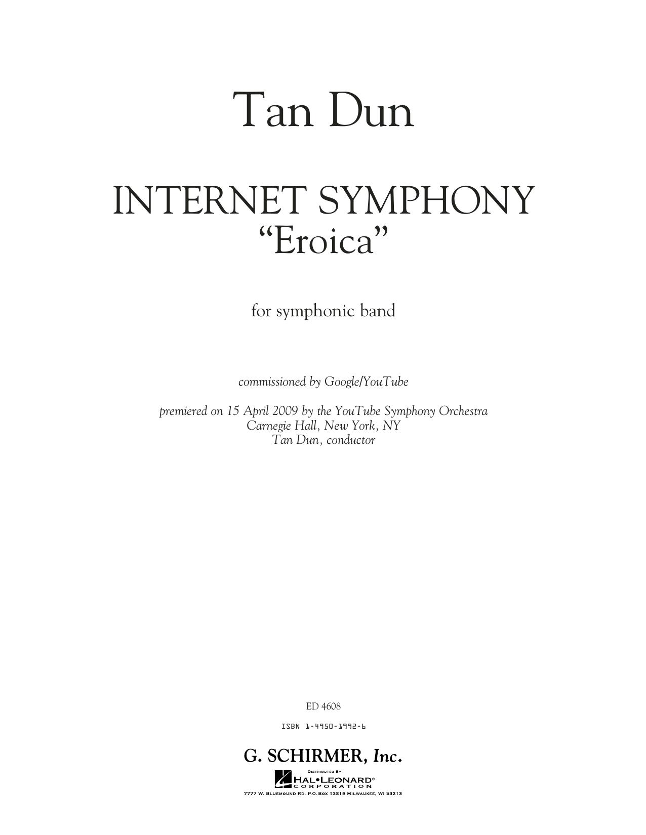 Internet Symphony
