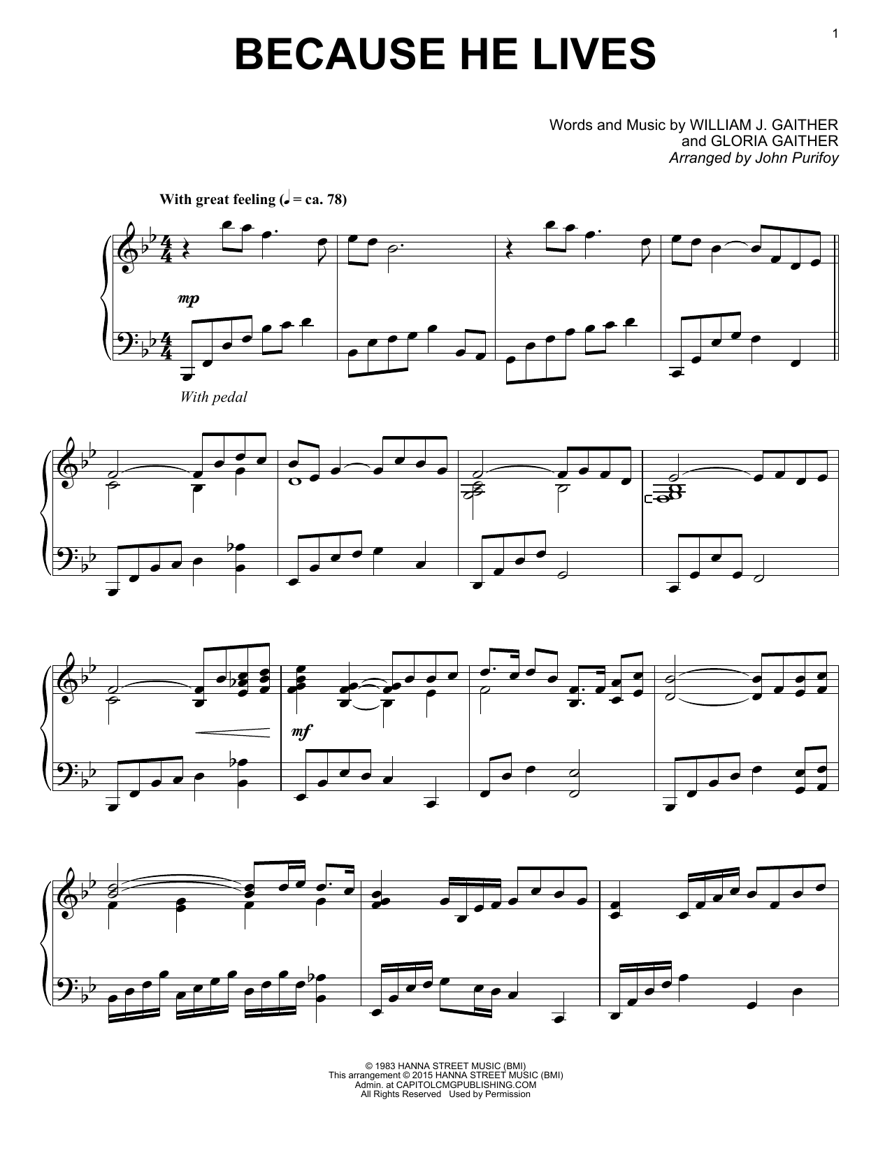 Sheet Music Digital Files To Print - Licensed Piano Solo Digital ...