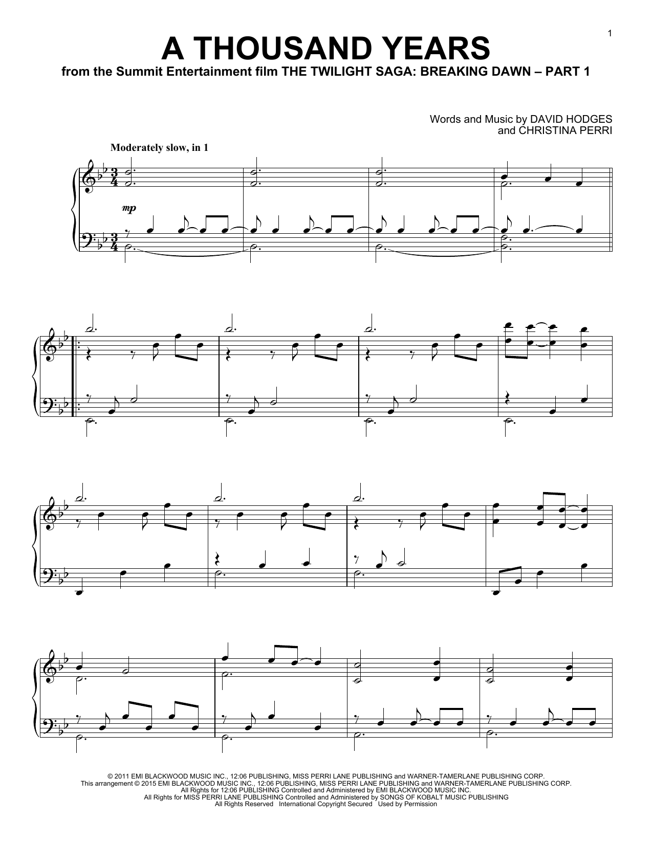 Sheet Music Digital Files To Print Licensed David Hodges Digital Sheet Music