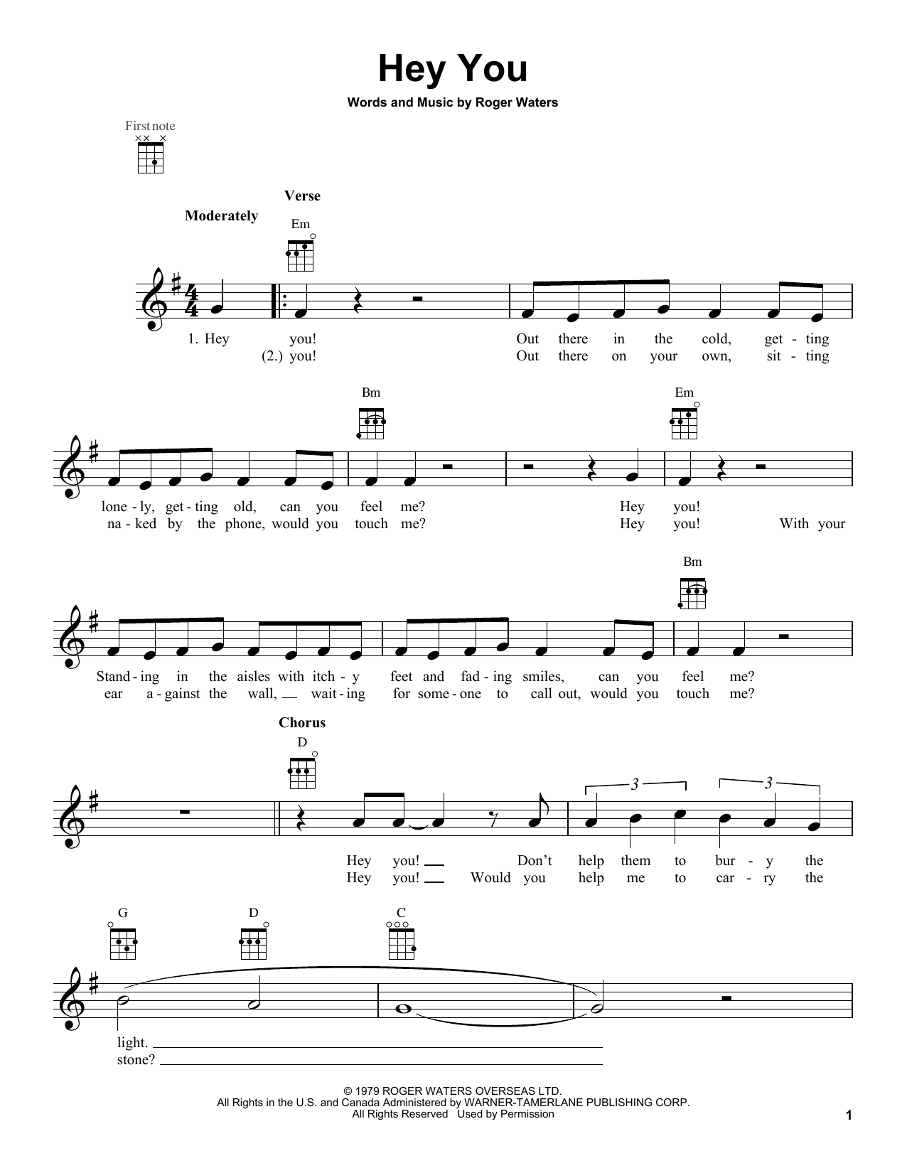 Sheet music digital files to print licensed ukulele digital sheet music digital by merriam music hexwebz Image collections