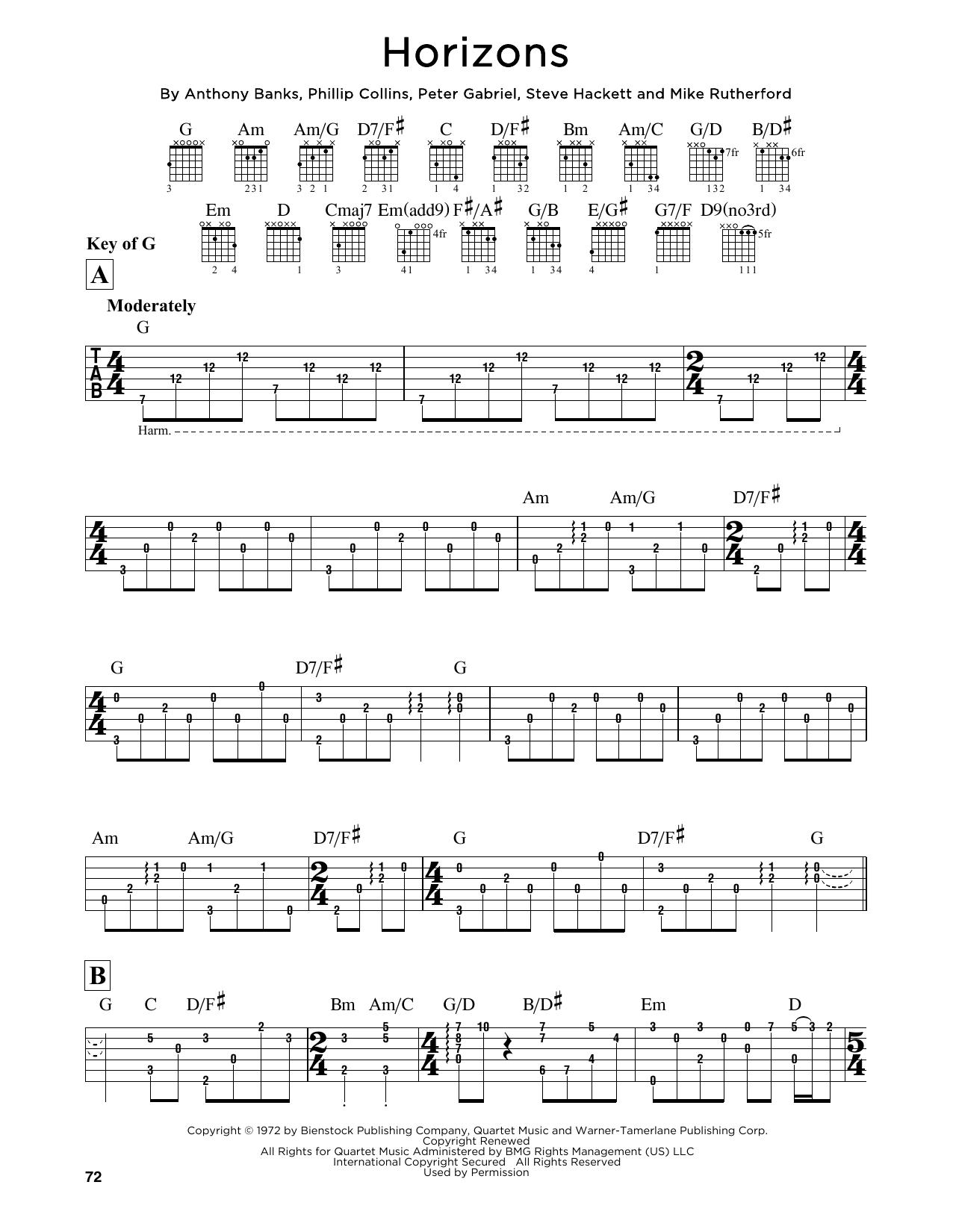 Sheet Music Digital Files To Print - Licensed Steve Hackett Digital Sheet Music