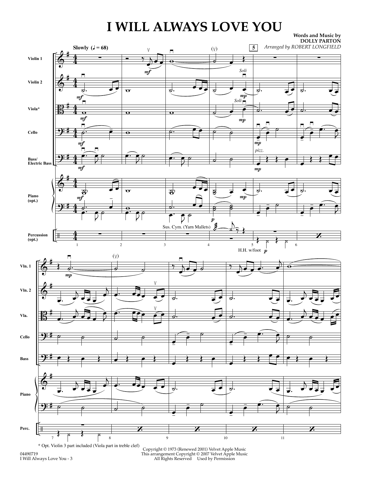Sheet music digital files to print licensed love digital sheet music i will always love you full score hexwebz Choice Image