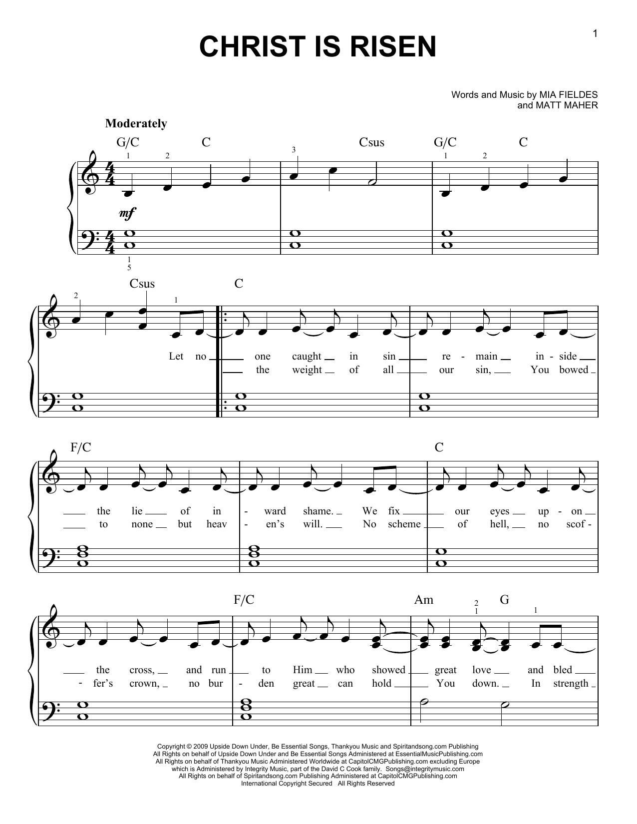 Your Grace Is Enough Lyrics amp Chords  Matt Maher