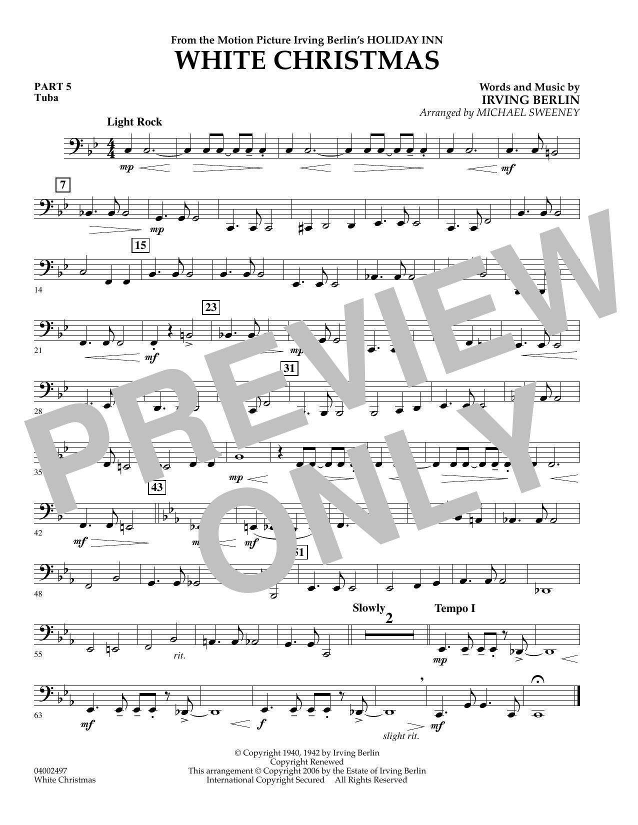 White Christmas (Flex-Band)