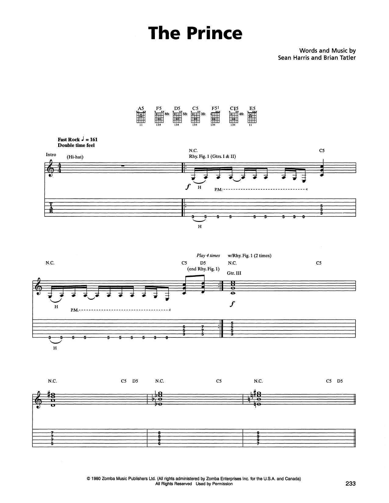 Sheet Music Digital Files To Print Licensed Metallica Digital
