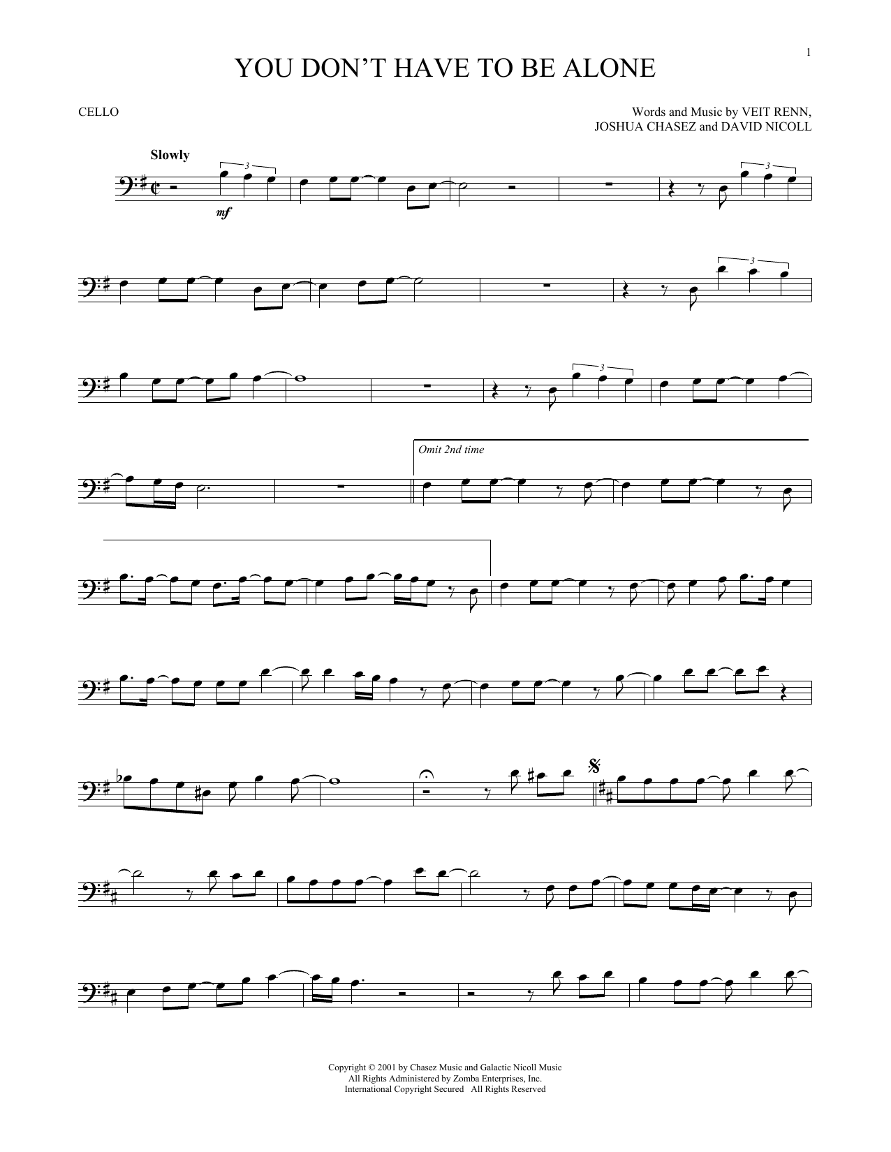 Sheet Music Digital Files To Print - Licensed NSYNC Digital Sheet Music