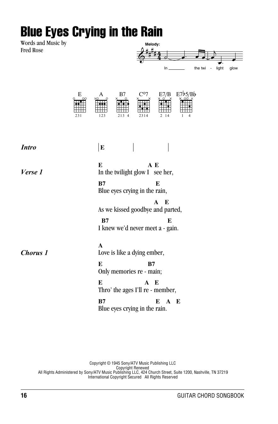 Sheet Music Digital Files To Print Licensed Fred Rose Digital