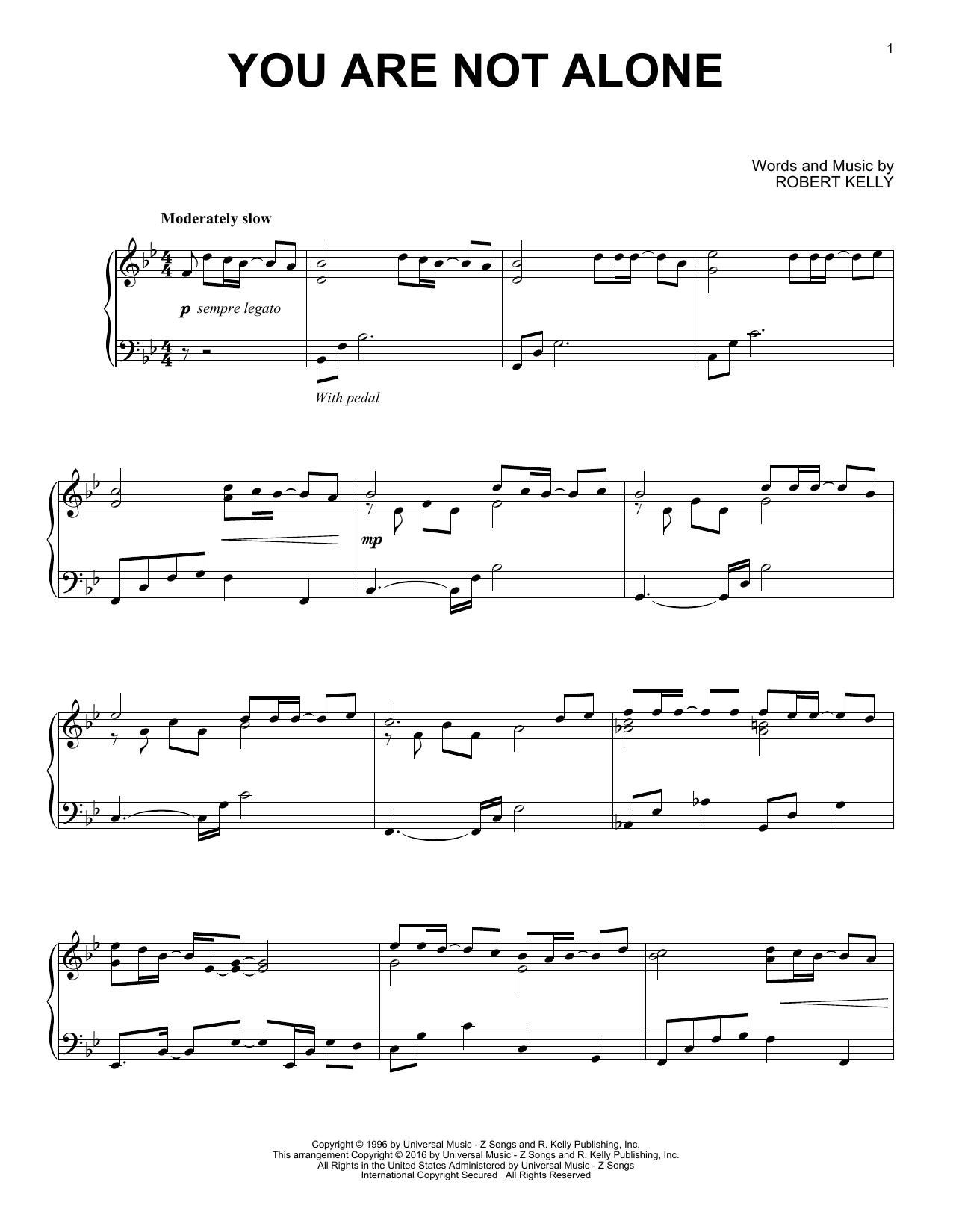 Human nature michael jackson sheet music