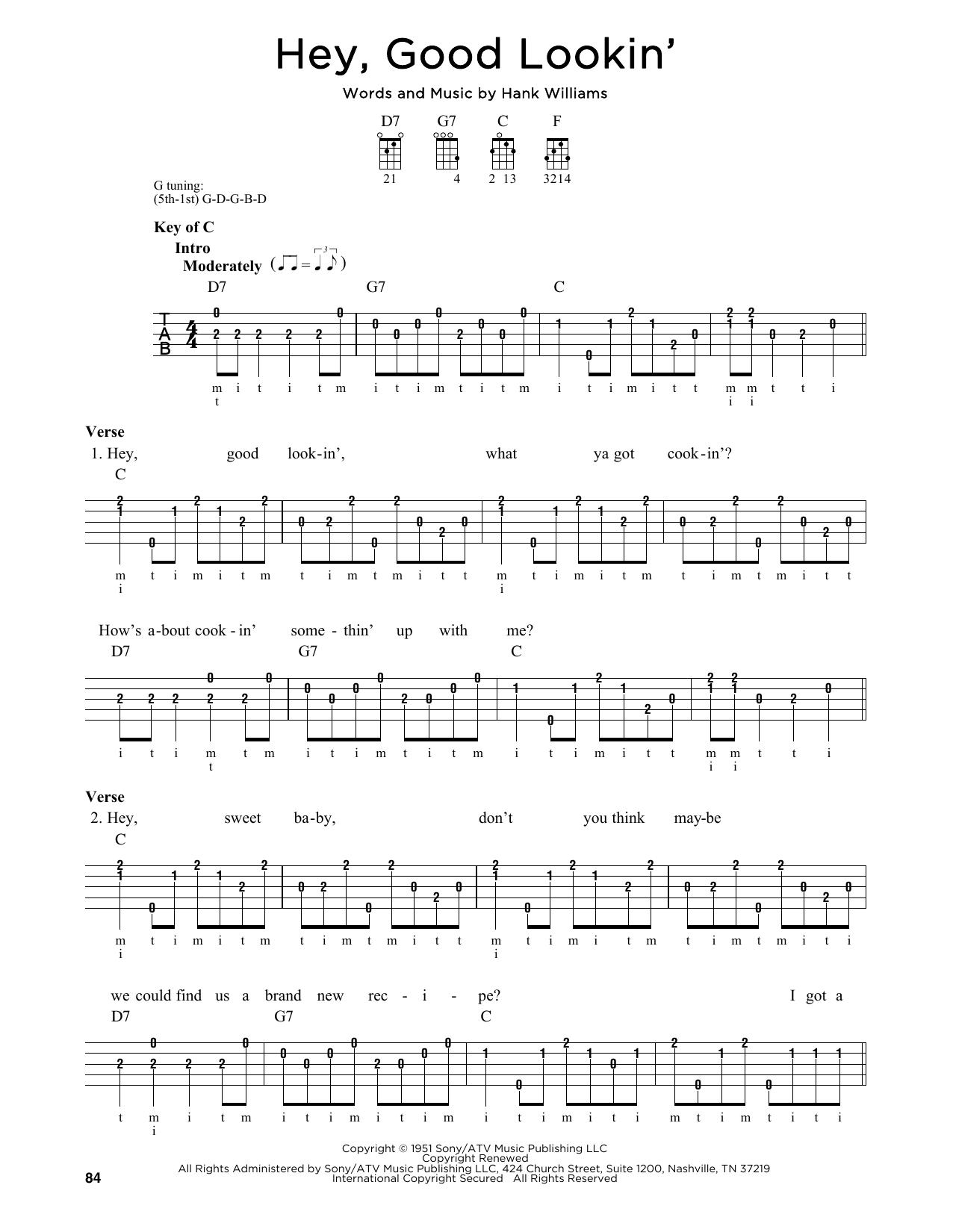 Sheet Music Digital Files To Print Licensed Hank Williams Digital
