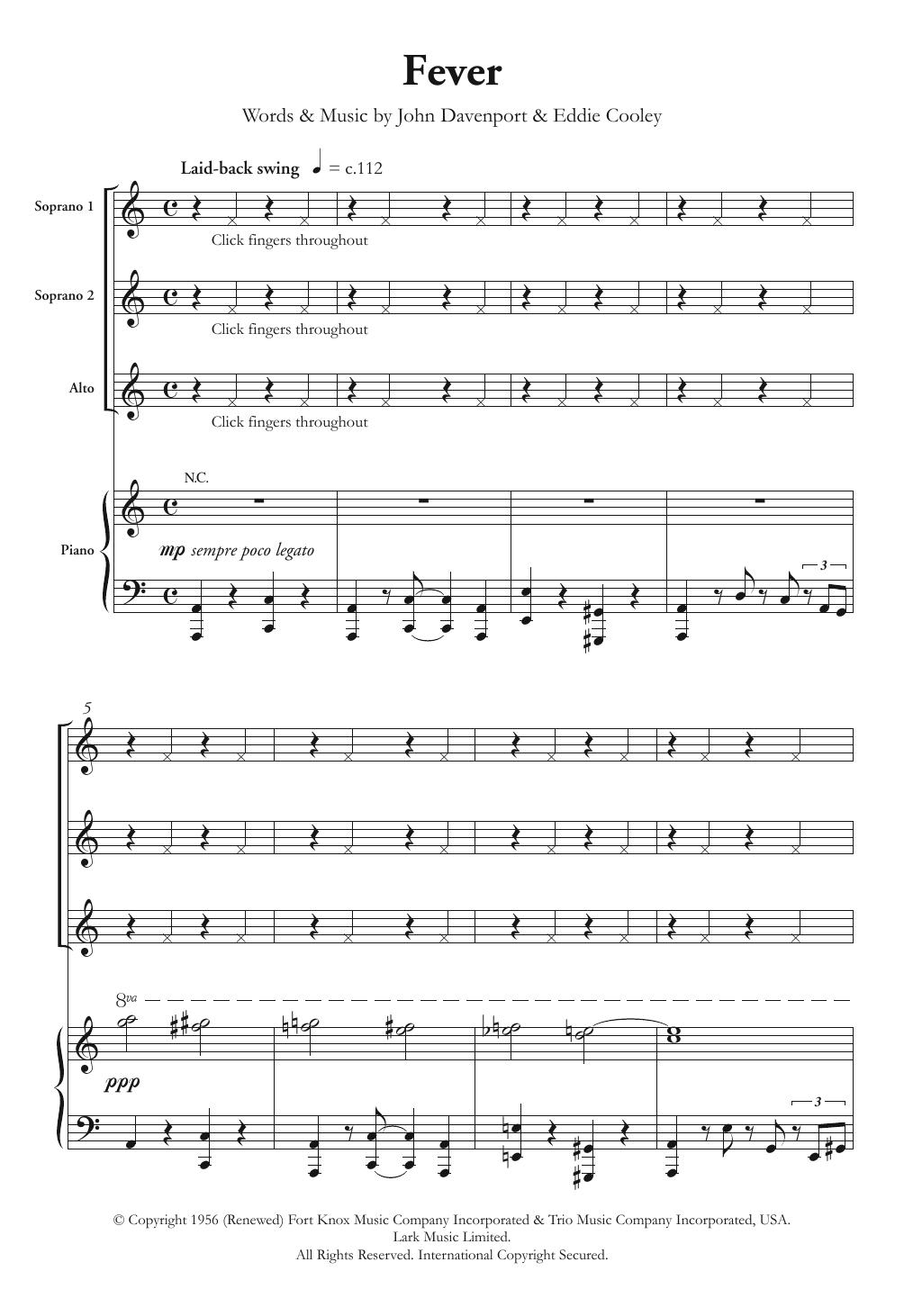 Eva Cassidy - Fever