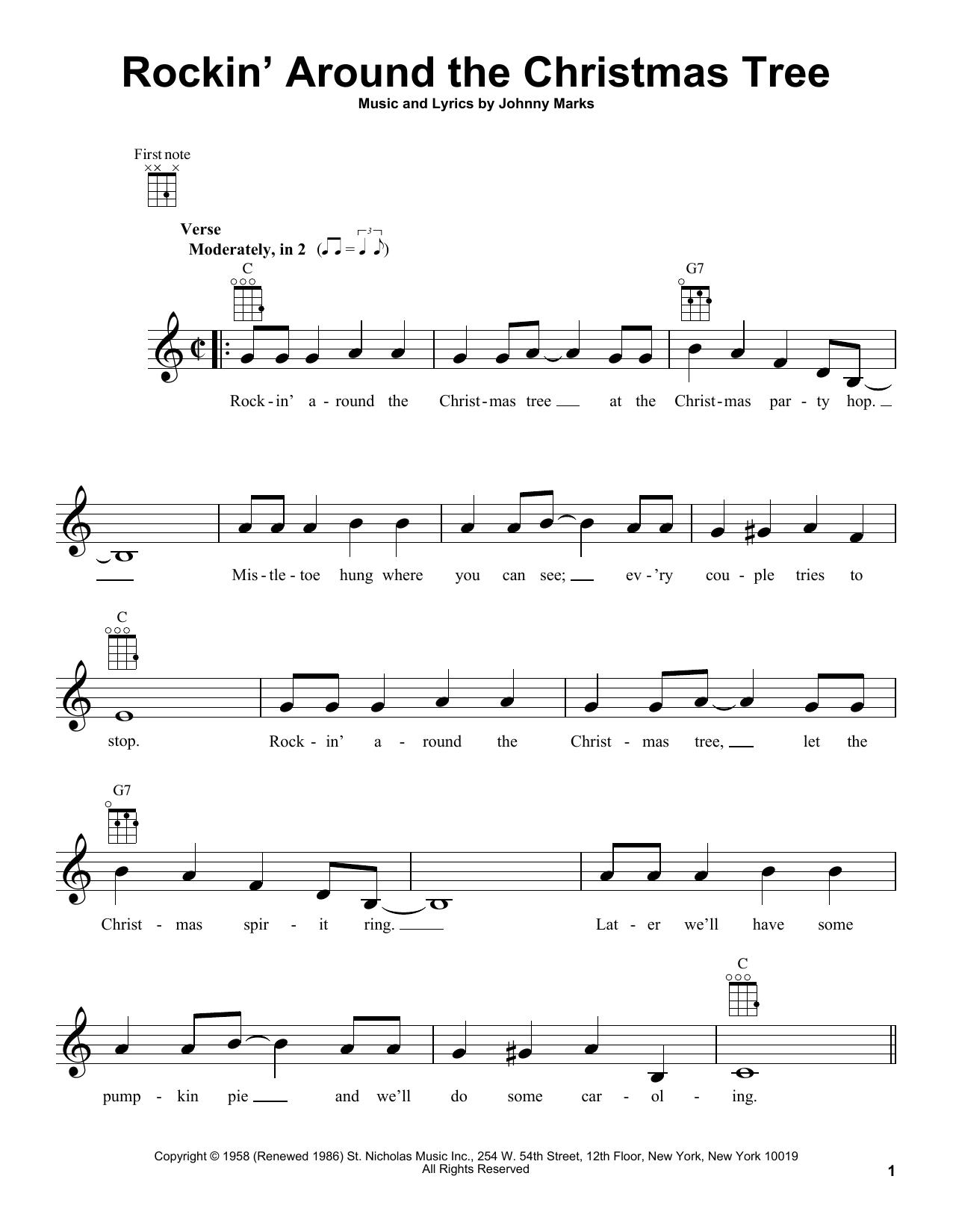 LeAnn Rimes - Rockin' Around The Christmas Tree