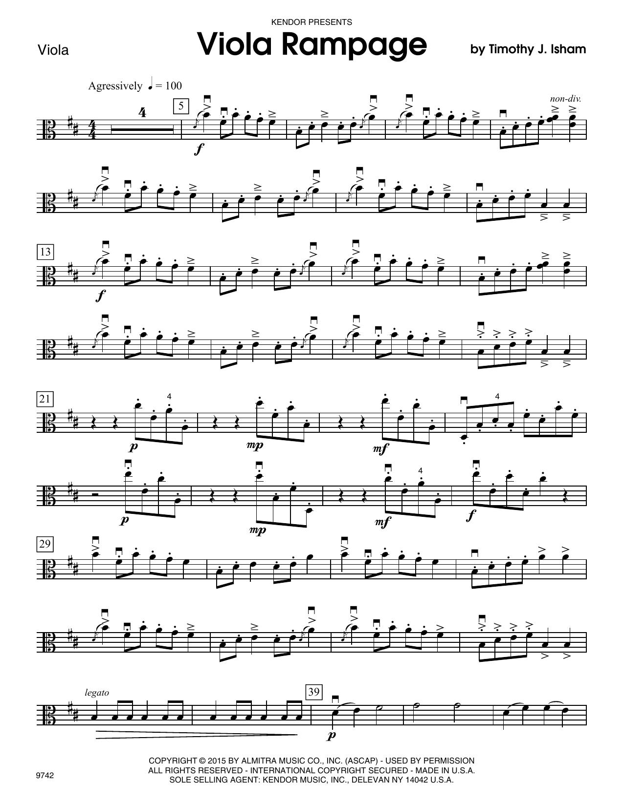 Viola Rampage - Viola