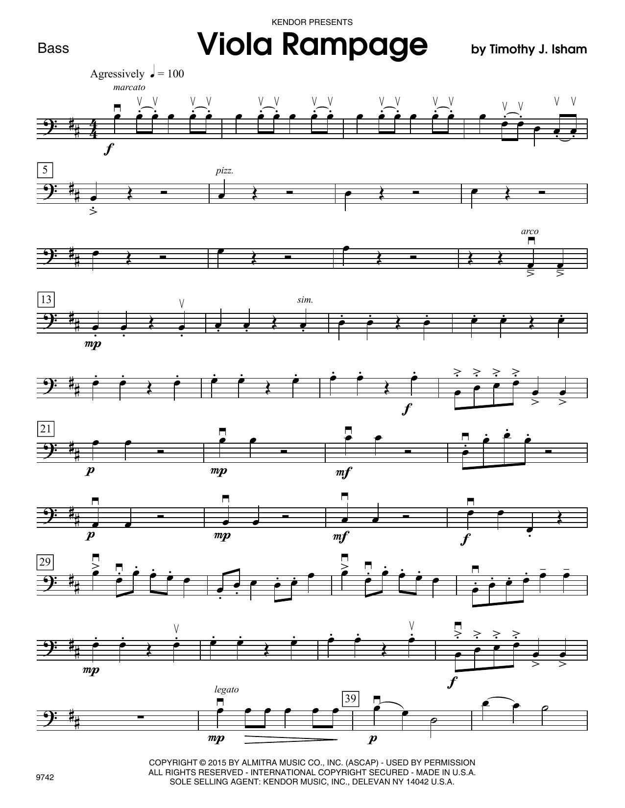Viola Rampage - Bass