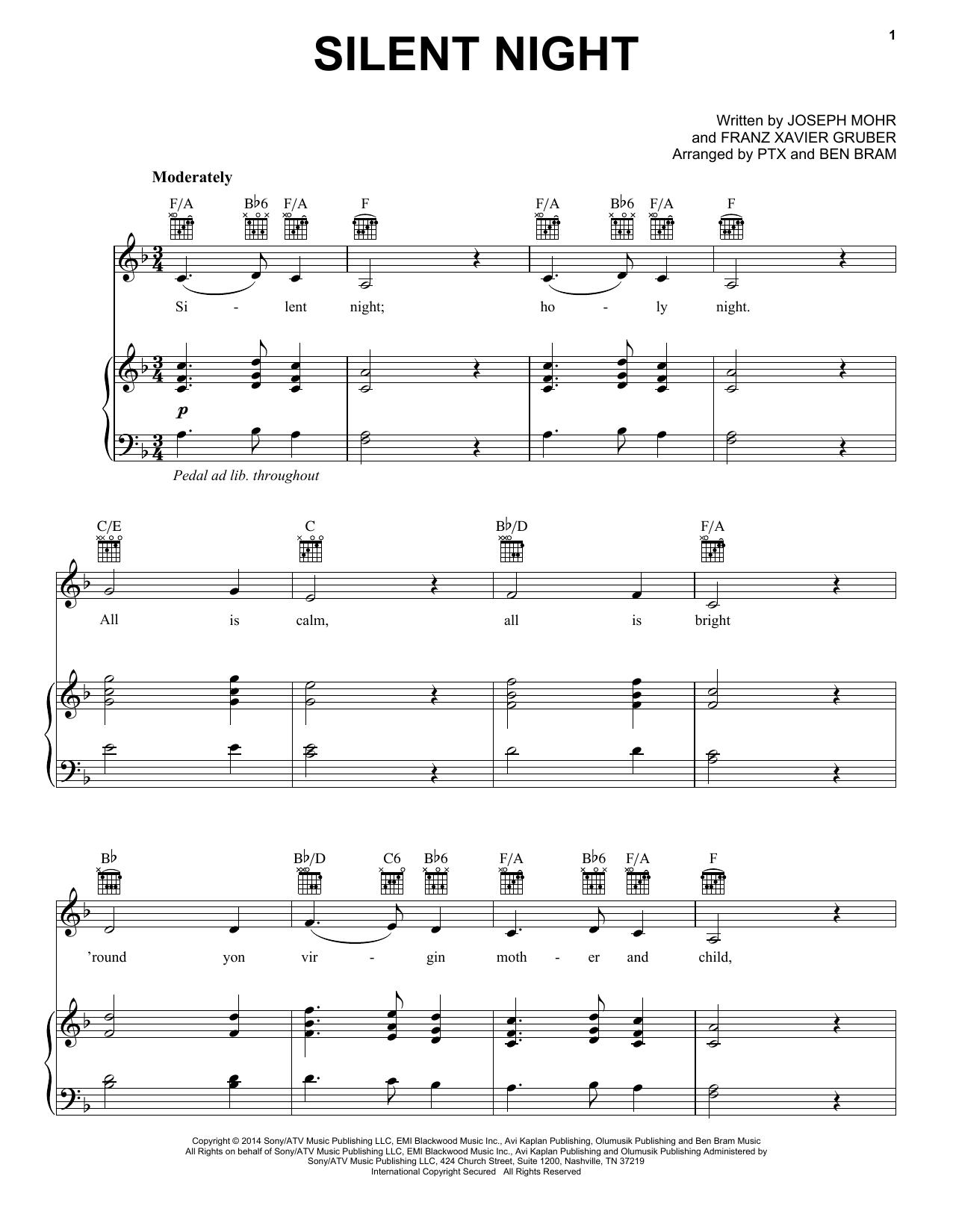Pentatonix - Silent Night