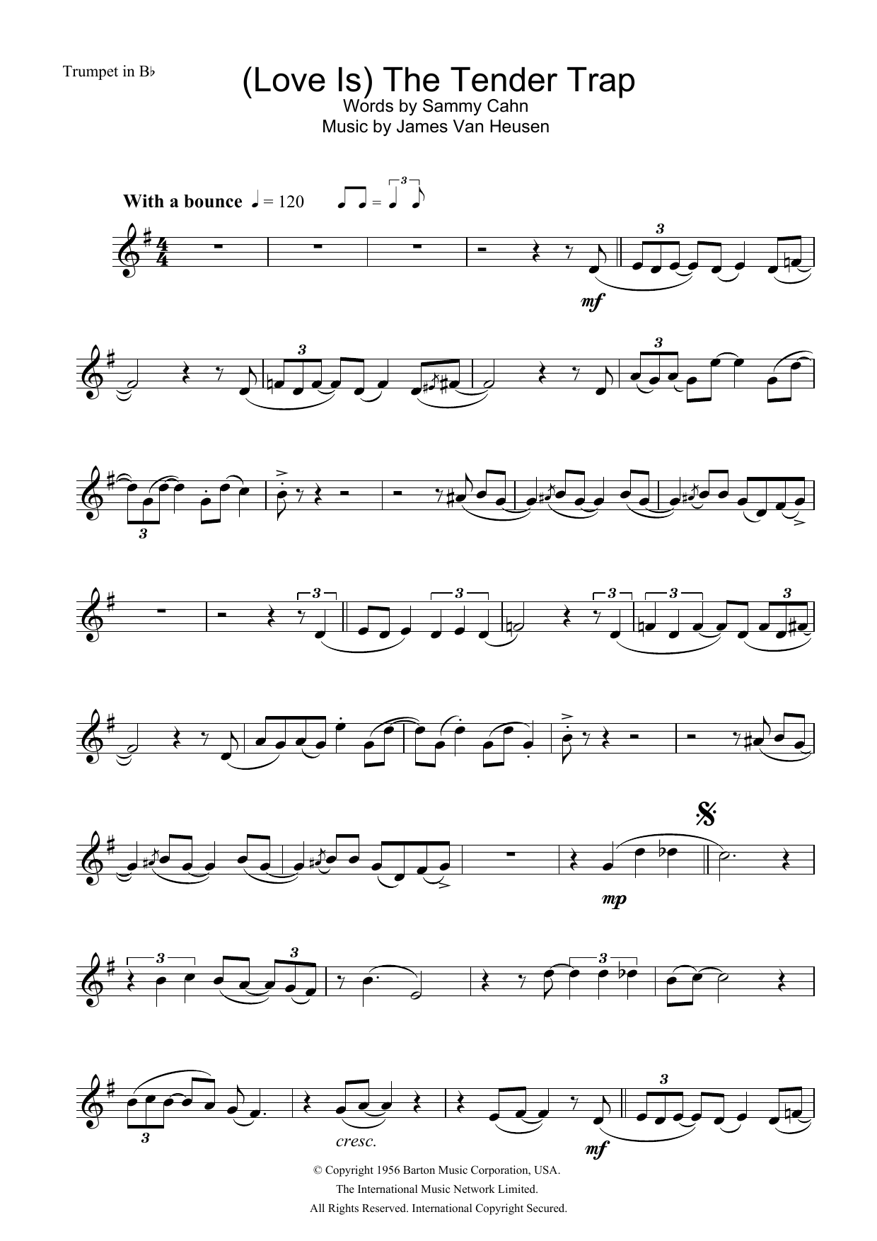 Sheet music digital files to print licensed sammy cahn digital sheet music digital files to print licensed sammy cahn digital sheet music hexwebz Images